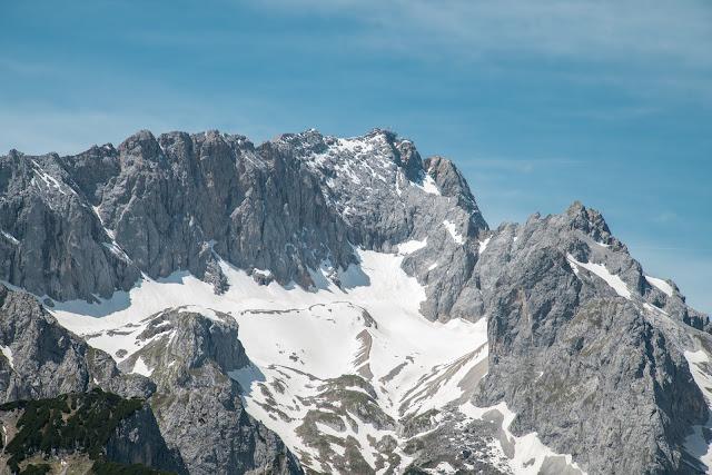 Höllentalklamm und Hupfleitenjoch  Wanderung Garmisch-Partenkirchen 11