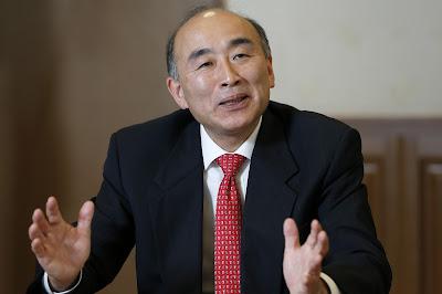 El subdirector gerente del FMI, el japonés Mitsuhiro Furusawa.