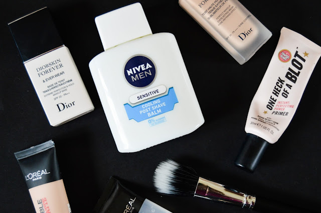 Nivea Men Post Shaving Balm Primer Review