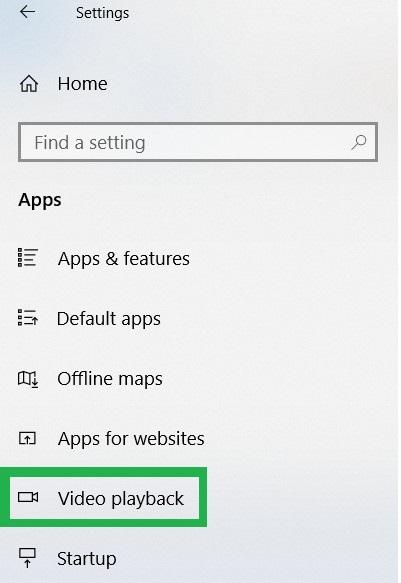 Cara Mengaktifkan Streaming HDR Video Windows 10