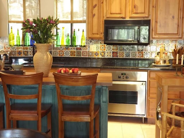 √14 Modern and Traditional Designs of Spanish Style Kitchen