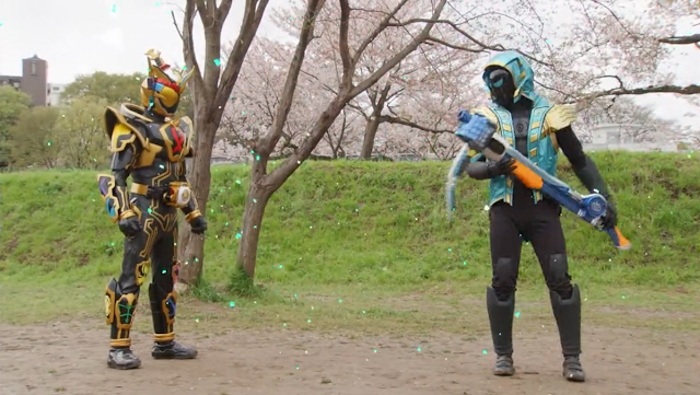 Kamen Rider Ghost Episode 32 Subtitle Indonesia