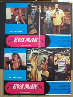 Eva Man Film Video Loby card