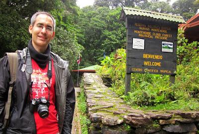 Bosque Nuboso de Monteverde en Costa Rica