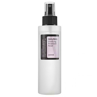 CosRx AHA/BHA Clarifying Treatment Toner by The Shapeshifting Cat