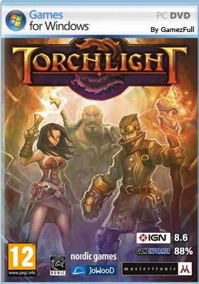 descargar Torchlight pc full español mega y google drive.