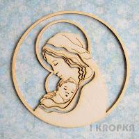 http://i-kropka.com.pl/pl/p/Sniezne-dni-okragly-dekor-Matka-Boska-z-Dzieciatkiem/377