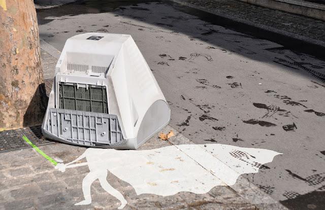 Vader street art