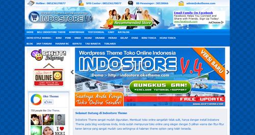 Indostore Theme V4.2