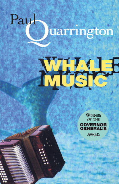 Whale Music Book Review