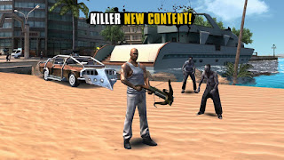 Gangstar Rio: City of Saints apk + obb