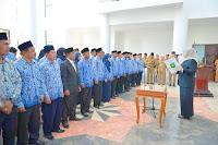 Bupati Bima Lantik 71 Pejabat Struktural Lingkup Pemkab Bima