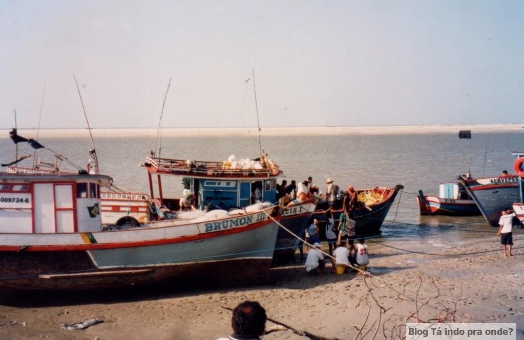 São José do Ribamar e praias da região