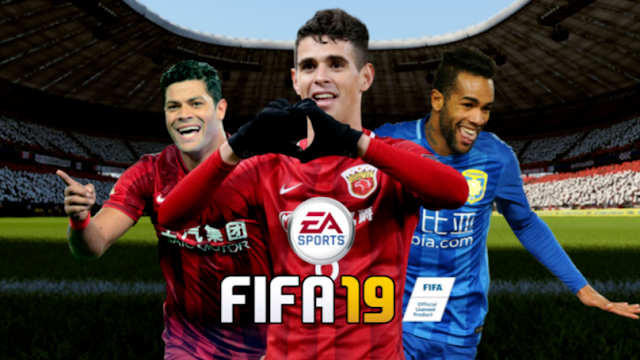 Seputar Liga China pada Game Fifa 19