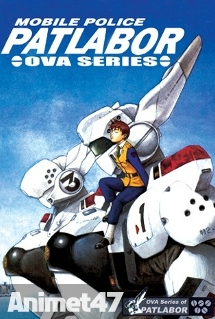 Mobile Police Patlabor: Early Days - Patlabor The Mobile Police: The Original Series | Kido Keisatsu Patlabor [Bluray] (1988)