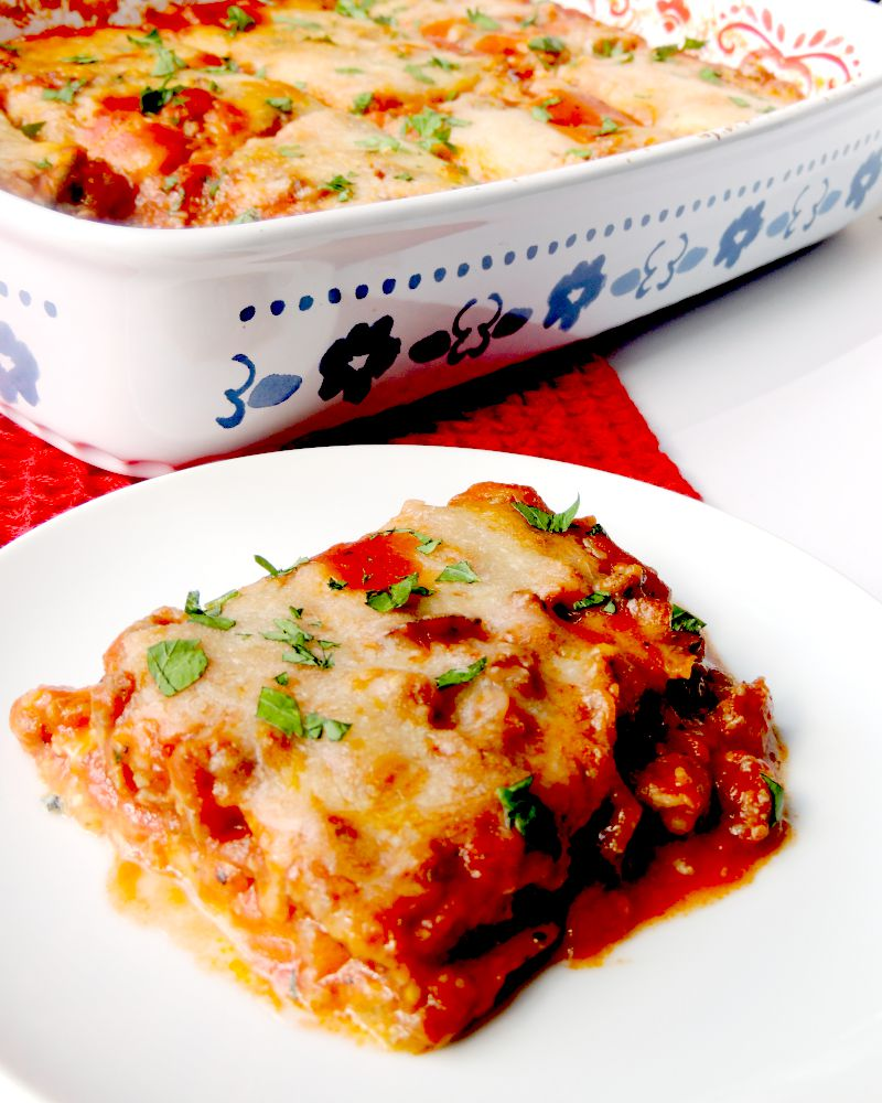 Zucchini Pizza Casserole from www.bobbiskozykitchen.com