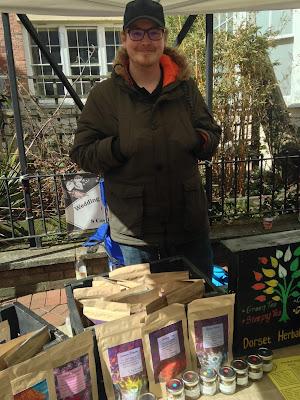 Ross Tapley Dorset Herbals