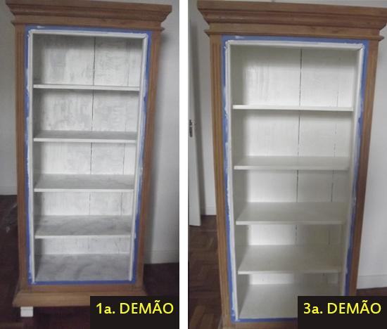 renovar móvel, reformar móvel, customizar móvel, bar, estante de madeira, decoração, faça você mesmo, diy