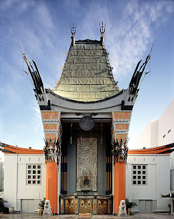 Grauman's Chinese Theater as designed by Keye Luke