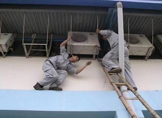 Lắp đặt sửa chữa điều hòa tại Hải Phòng