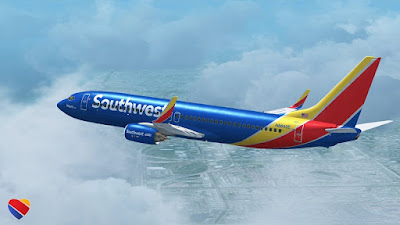 Southwest Airlines B737