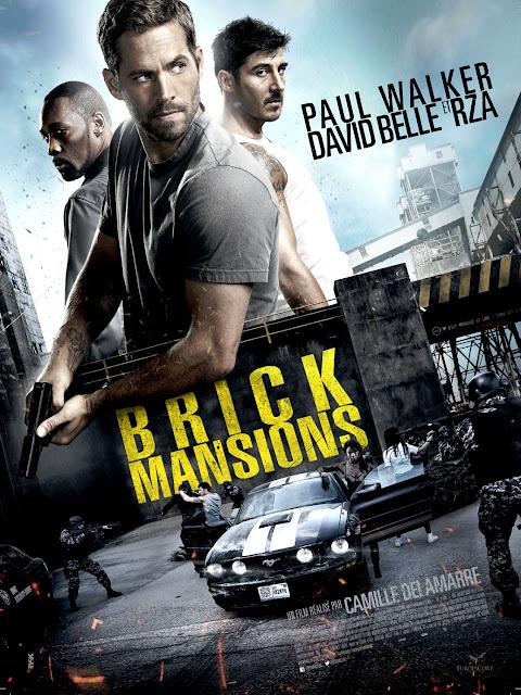 Brick Mansions (2014) ταινιες online seires xrysoi greek subs
