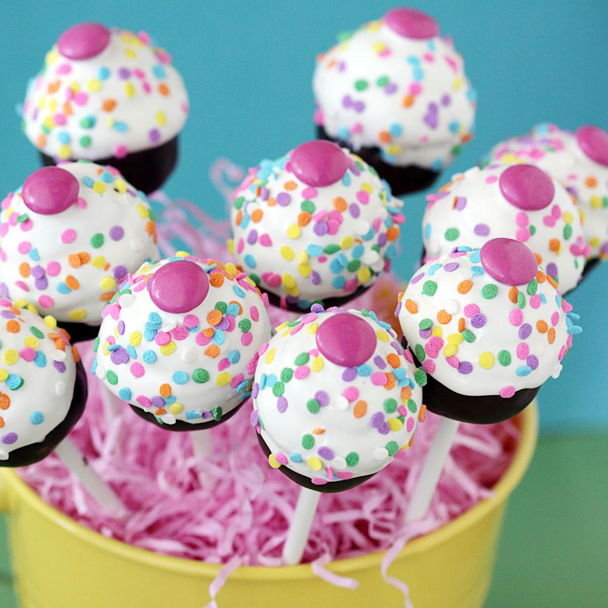 Decoraciones Dulces Cake Pops