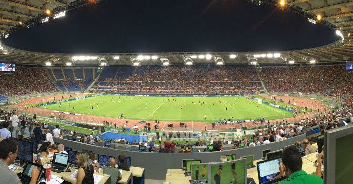 ROMA FIORENTINA Diretta Streaming Rojadirecta: come vedere la partita gratis oggi 7 febbraio