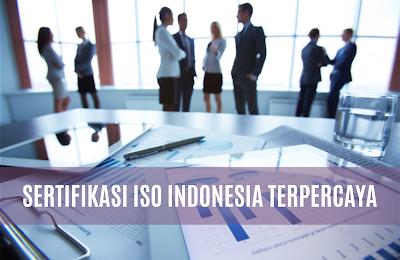 sertifikasi iso indonesia terpercaya