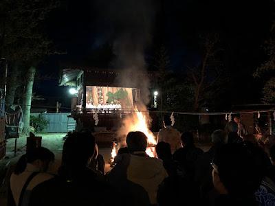 御燎祭(平成29年12月17日)