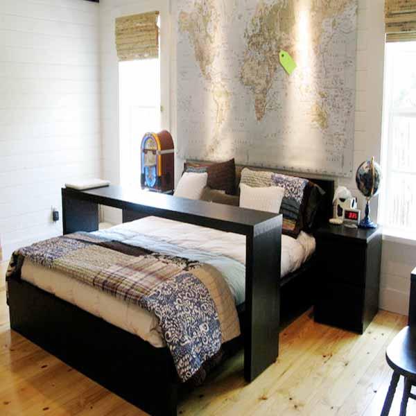 nội thất thông minh cho phòng ngủ