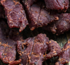 soy sauce beef jerky