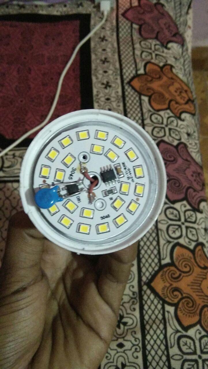 Led Bulb Circuit Kitne Type K Hote H Lamps
