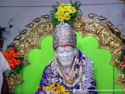 Shirdi Sai Baba - Temple - Avadi, Chennai - #12