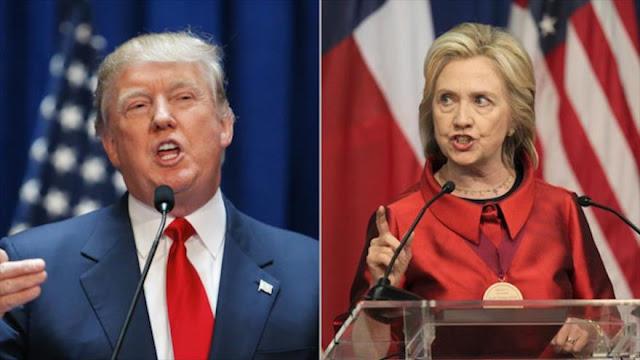 Assange: Clinton y Trump son unos desastres para todo el mundo