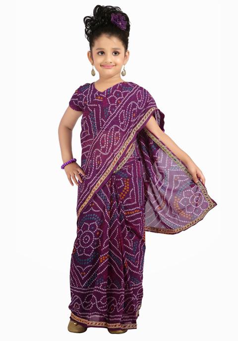 foto baju india anak anak