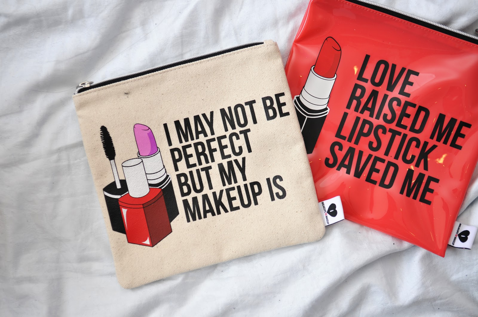 Fun Size Beauty Sephora Collection Travel Makeup Bags And Brushes