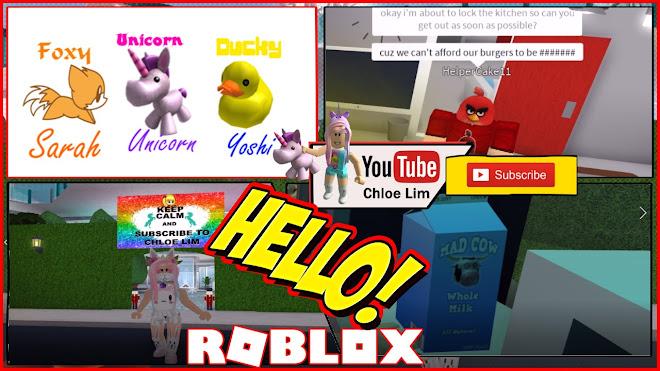 Roblox Welcome To Bloxburg Update
