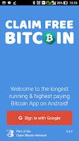 Claim Free Bitcoin