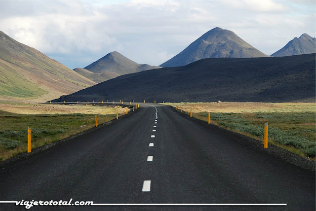 Cuando viajar a Islandia - Carretera