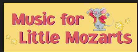 Forte Music Training: MUSIC FOR LITTLE MOZARTS