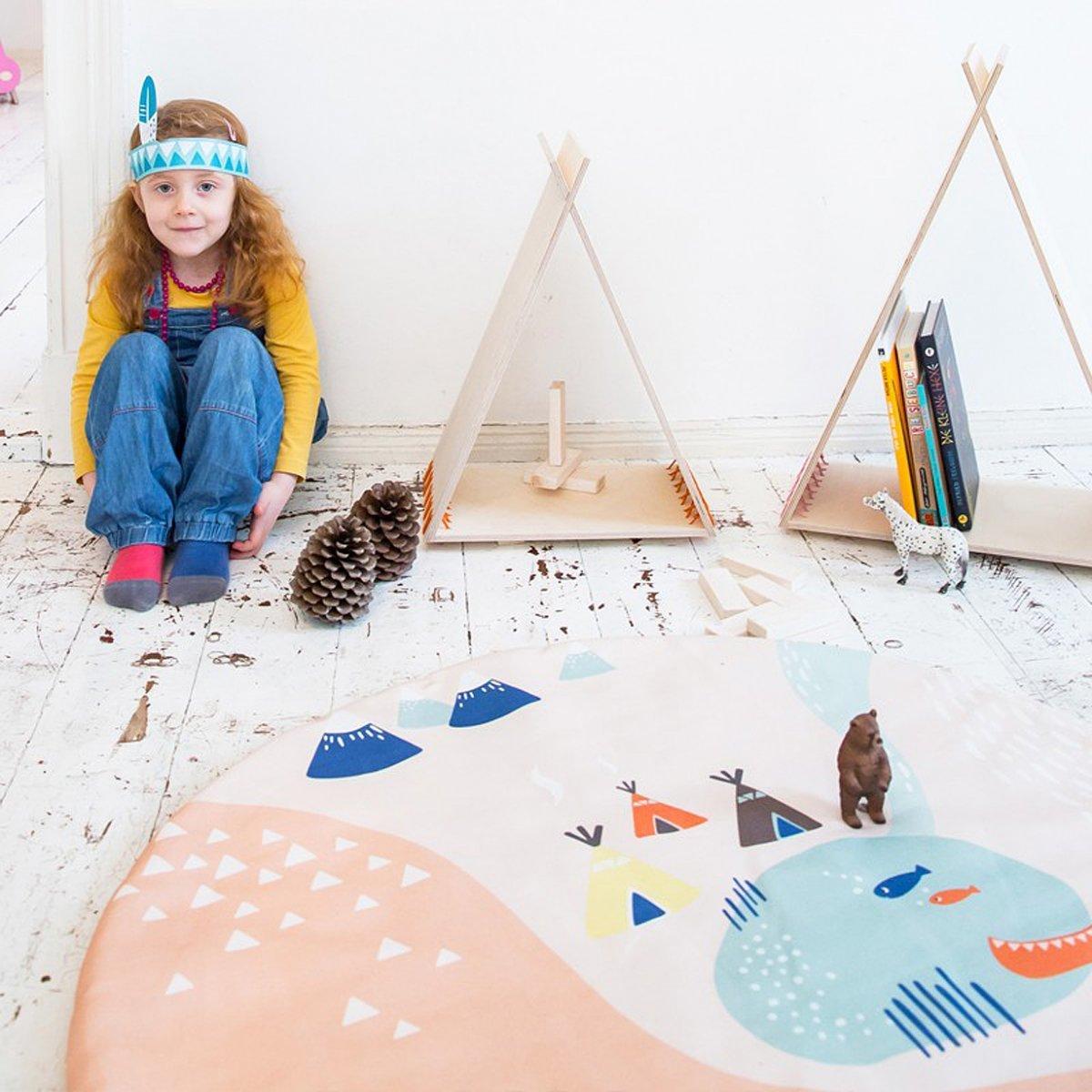 Muebles y decoración para habitación infantil