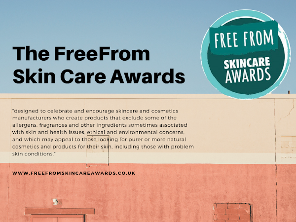 Free From Skincare Awards are now open