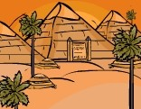 GenieFunGames Genie Egypt Pyramid Escape Walkthrough