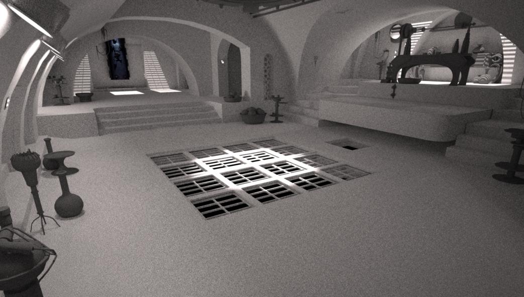 Jabba S Throne Room