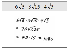 Worksheet On Multiplication And Division Of Radicals