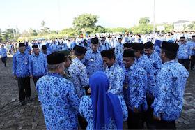 Selama Ramadhan, Waktu Kerja PNS di Banten Lebih Sedikit