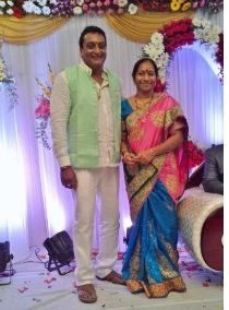 Prudhviraj Family Wife Parents children's Marriage Photos