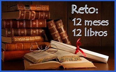 12 meses - 12 libros, de tinta en vena