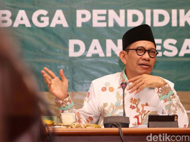 Komentar Pedas Ketua PBNU Soal Rizieq Shihab yang Diangkat Imam Besar Umat Indonesia oleh Alumni 212